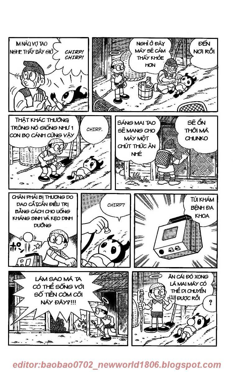 Daichouhen Doraemon chap 15 - Trang 120