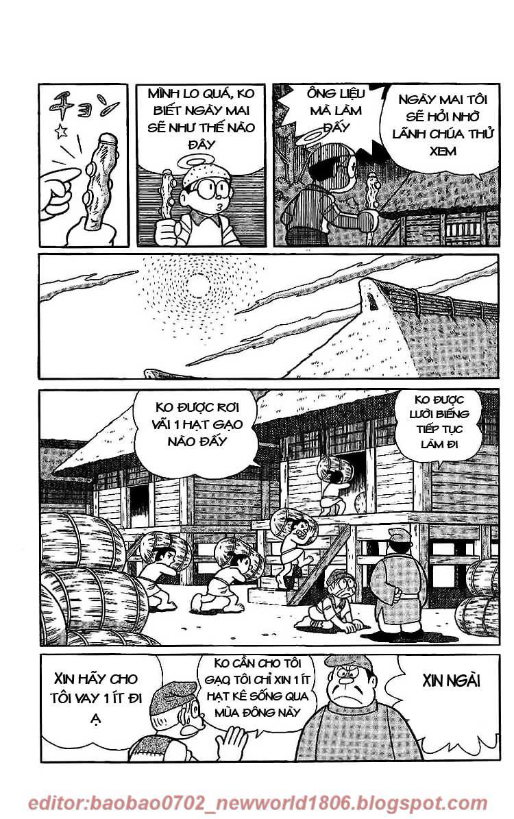 Daichouhen Doraemon chap 15 - Trang 121