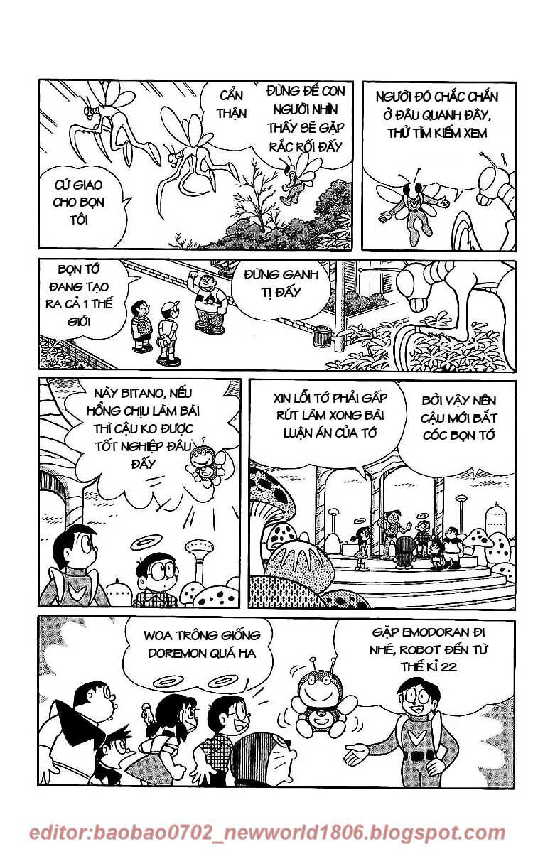 Daichouhen Doraemon chap 15 - Trang 178
