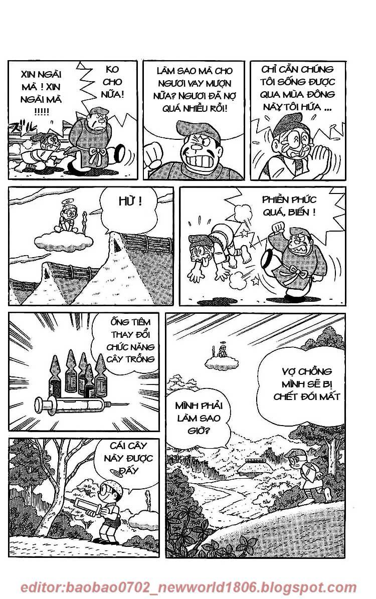 Daichouhen Doraemon chap 15 - Trang 122