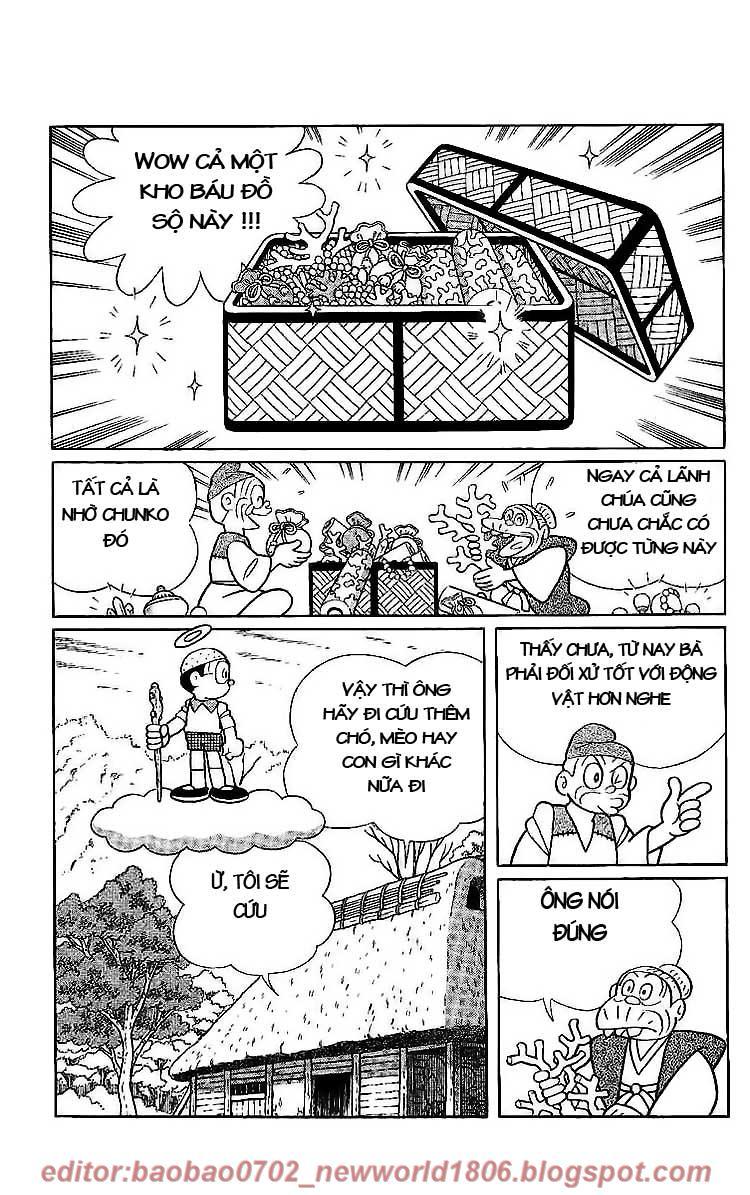 Daichouhen Doraemon chap 15 - Trang 135