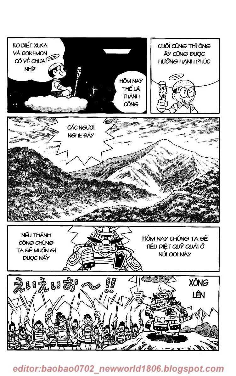 Daichouhen Doraemon chap 15 - Trang 136