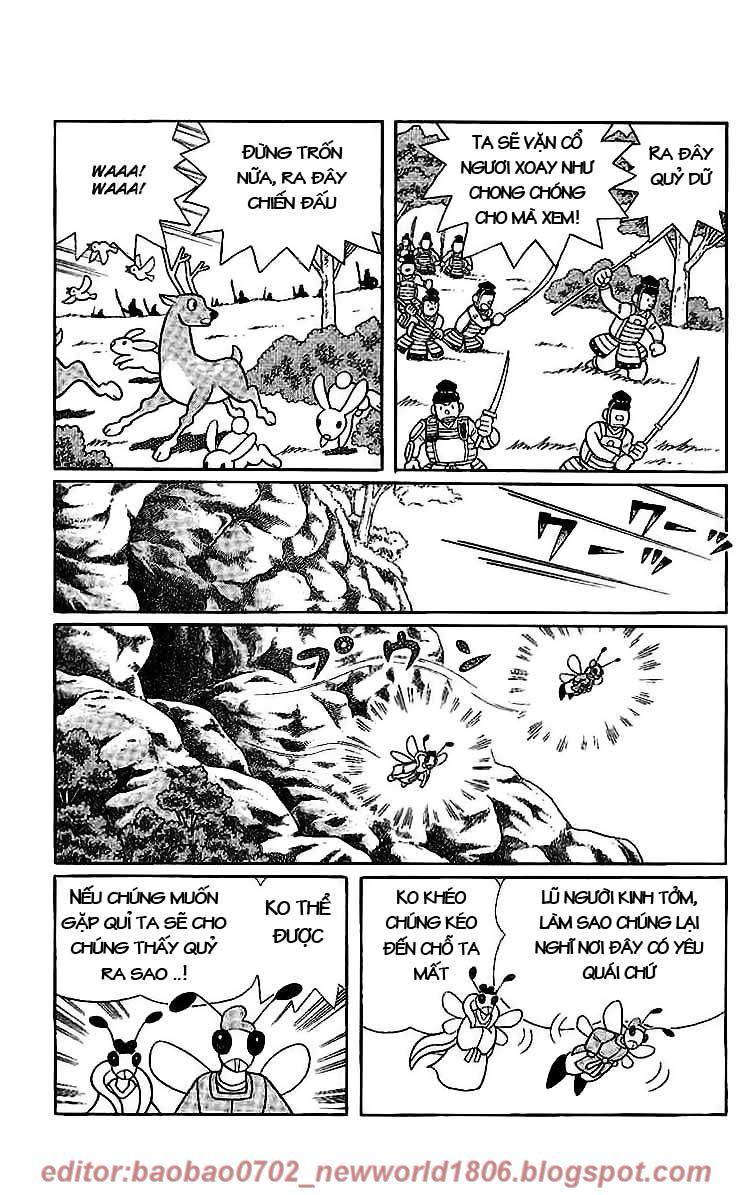 Daichouhen Doraemon chap 15 - Trang 137