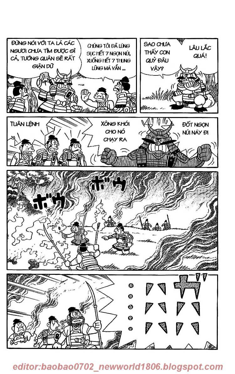 Daichouhen Doraemon chap 15 - Trang 138
