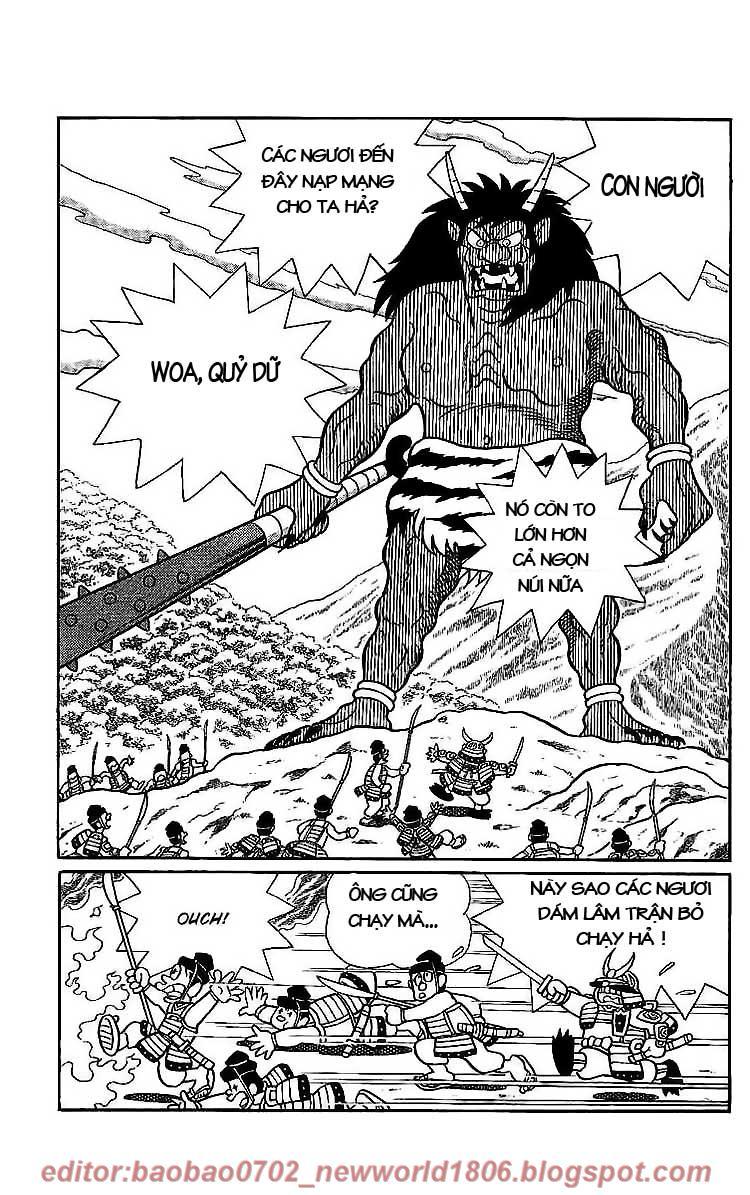Daichouhen Doraemon chap 15 - Trang 139