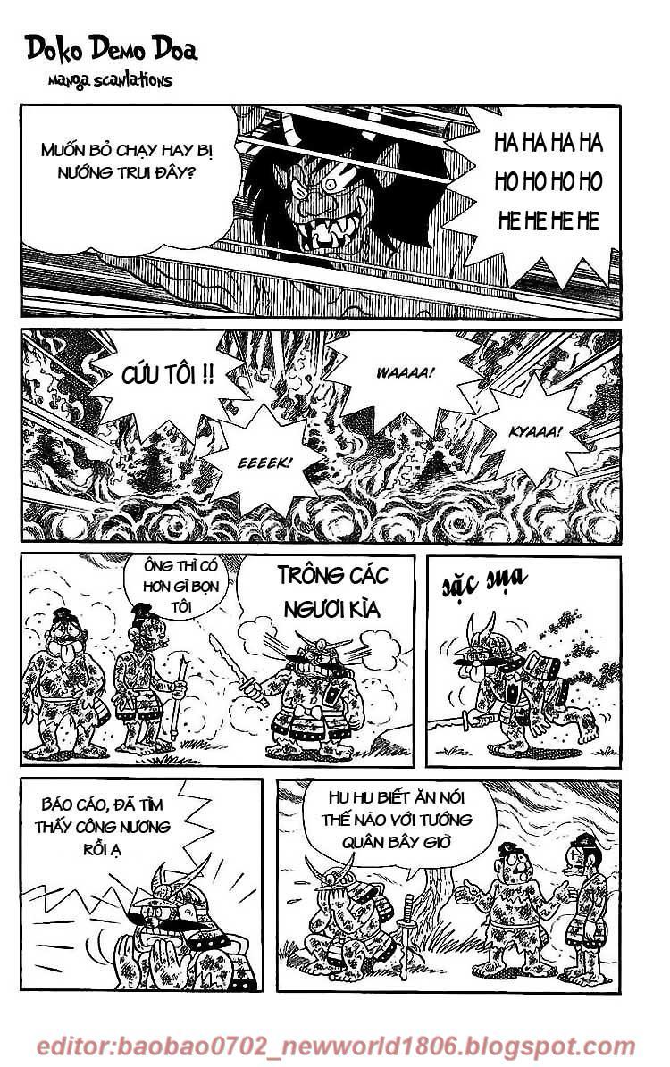 Daichouhen Doraemon chap 15 - Trang 140