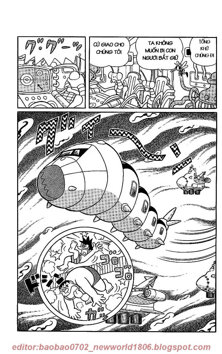 Daichouhen Doraemon chap 15 - Trang 143