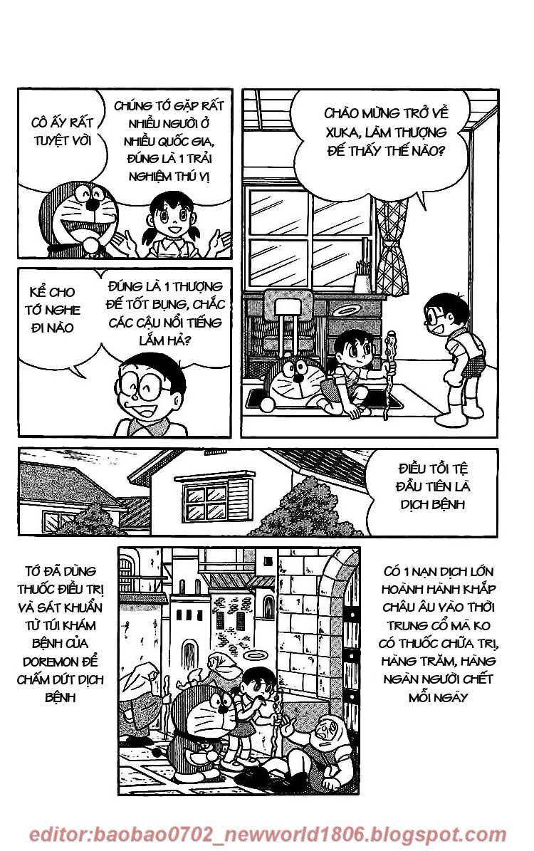 Daichouhen Doraemon chap 15 - Trang 144