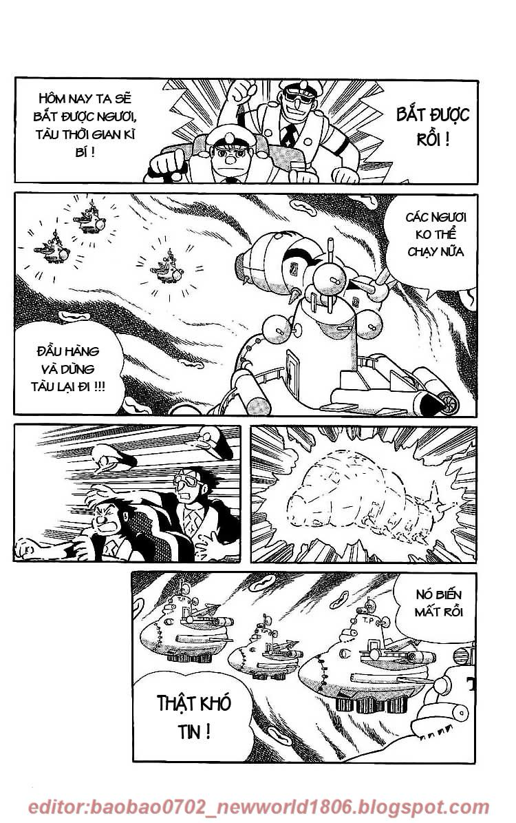 Daichouhen Doraemon chap 15 - Trang 148