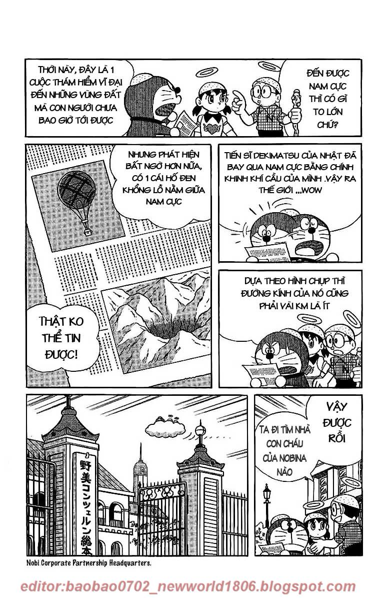 Daichouhen Doraemon chap 15 - Trang 151