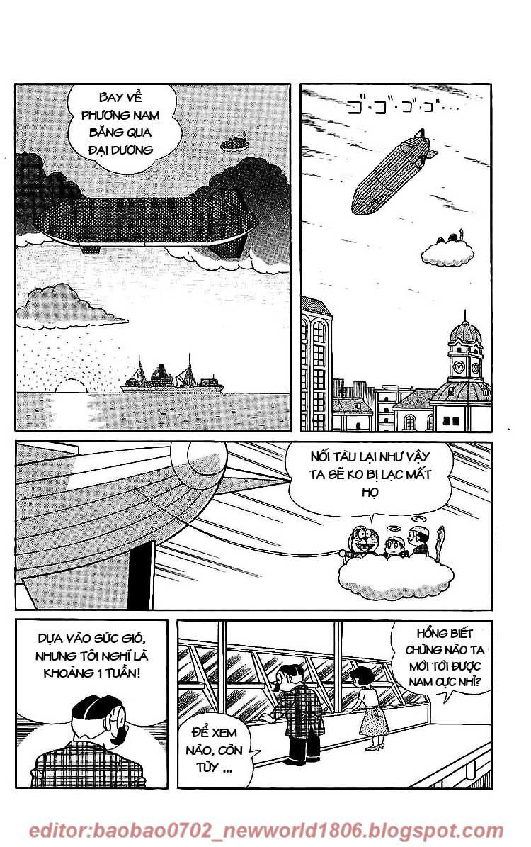 Daichouhen Doraemon chap 15 - Trang 156