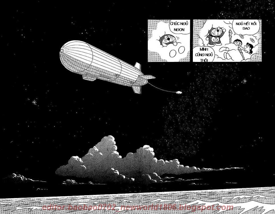 Daichouhen Doraemon chap 15 - Trang 158