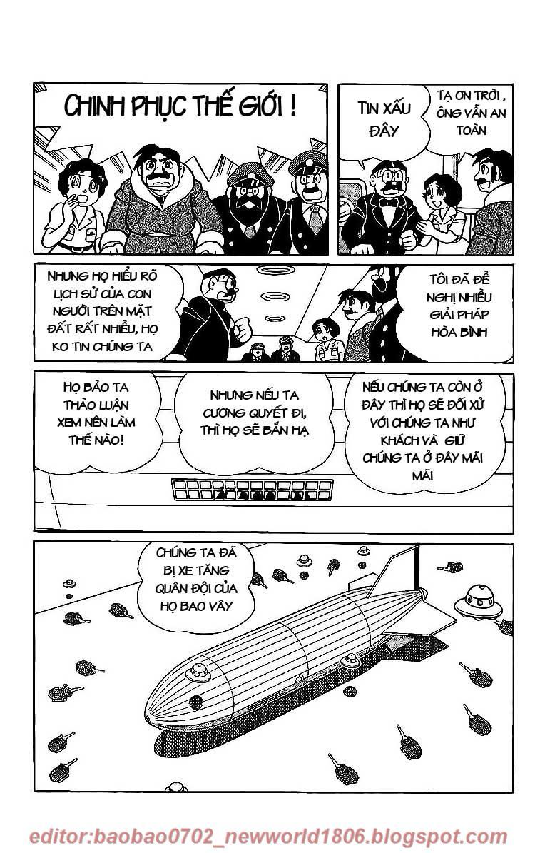 Daichouhen Doraemon chap 15 - Trang 180