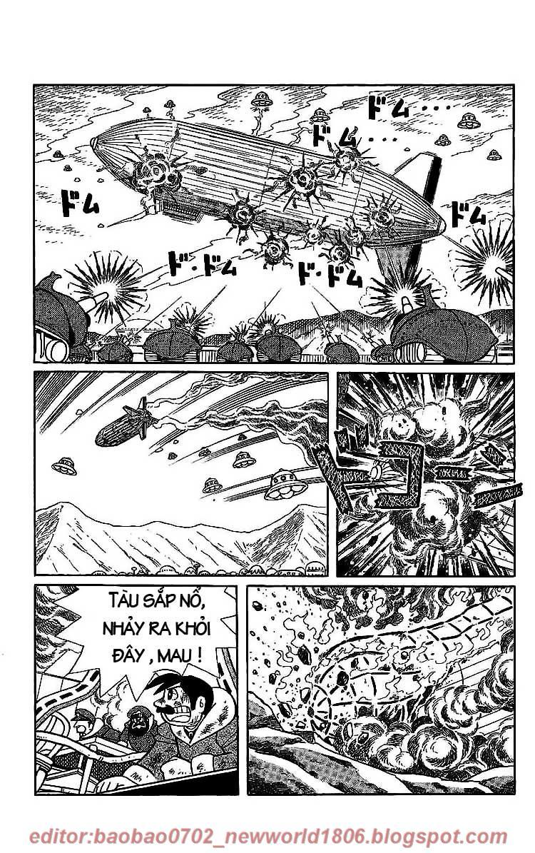 Daichouhen Doraemon chap 15 - Trang 182