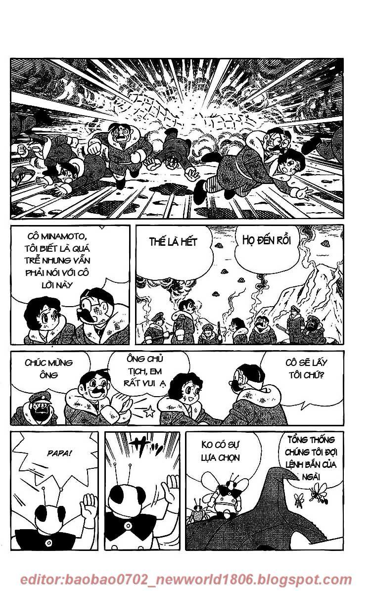 Daichouhen Doraemon chap 15 - Trang 183