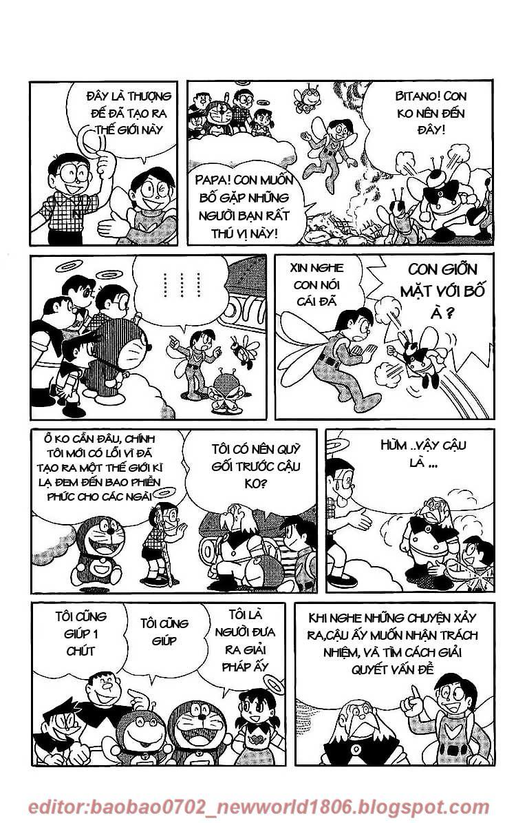 Daichouhen Doraemon chap 15 - Trang 184