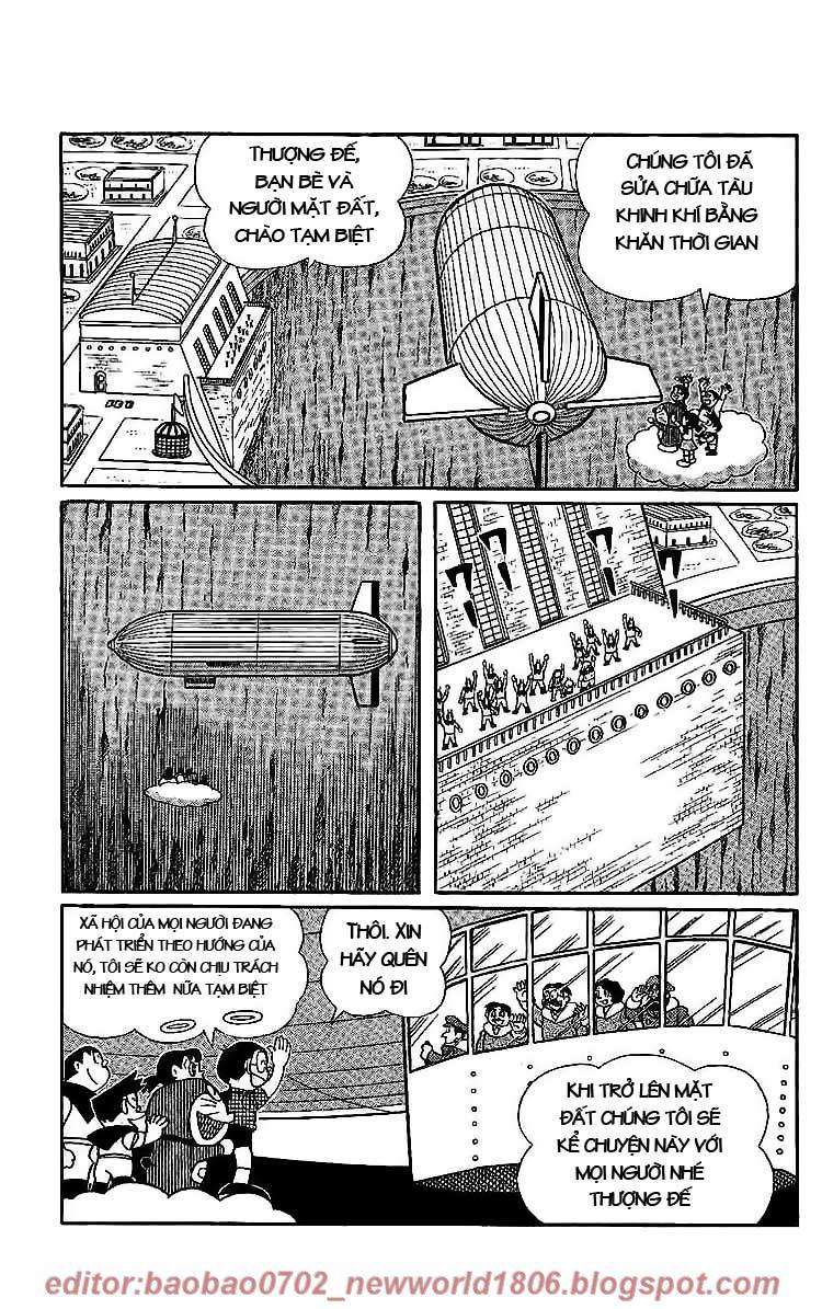 Daichouhen Doraemon chap 15 - Trang 186