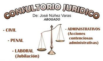 Consultorío Jurídico – José Nuñez Varas