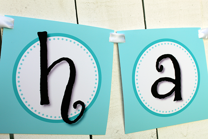 Creating A Custom Banner Is Simple Pick Background Color And Font Then Print As Many You Want