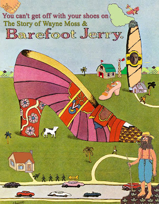 Art into dust barefoot jerry a history and critical review between 1970 and 77 barefoot jerry a nashville based band drawn from the finest young session player elite of music town usa recorded and released six malvernweather Images