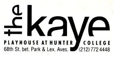 Danny Kaye Playhouse Calendar