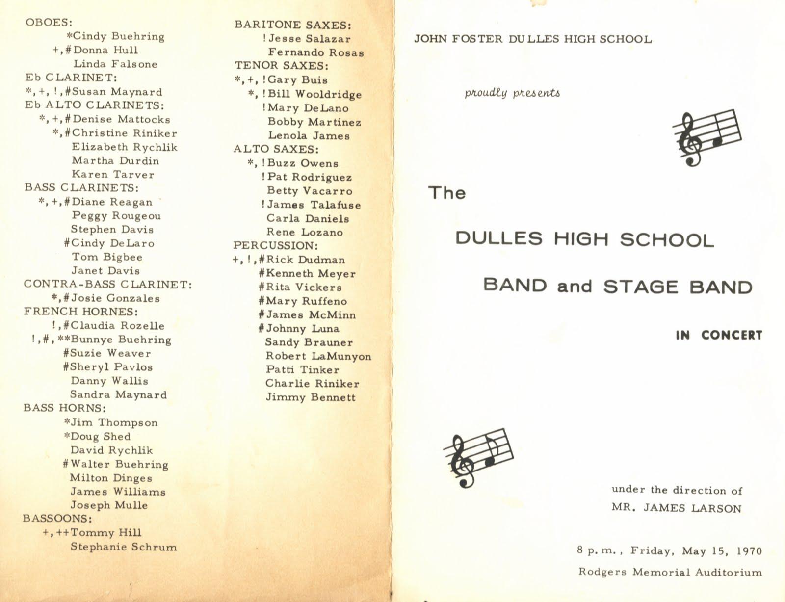 Programm Band