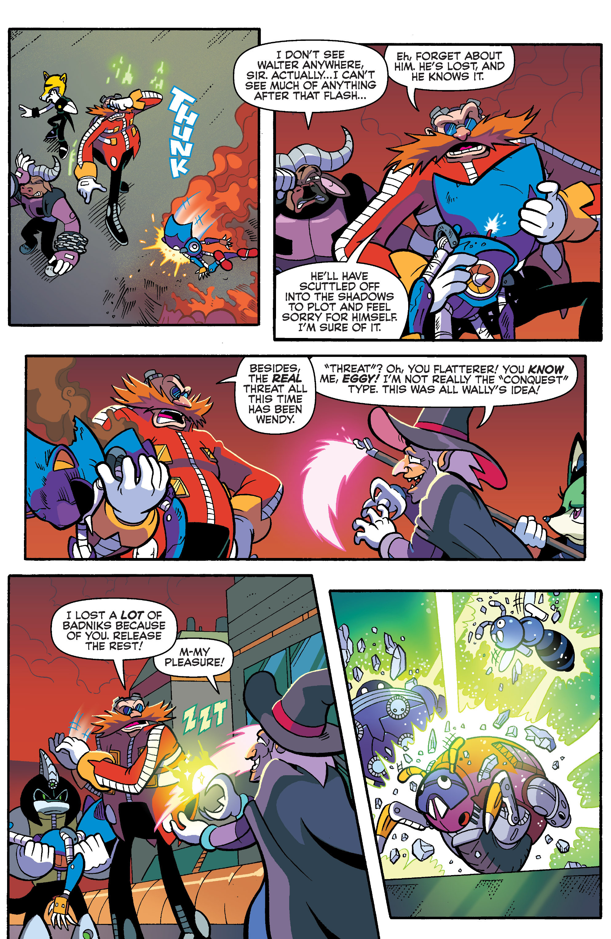 Read online Sonic Universe comic -  Issue #86 - 12
