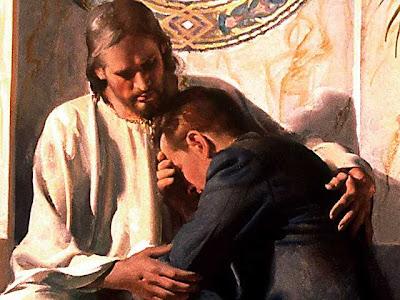 Resultado de imagem para IMAGEM  Se teu irmão pecar, repreende-o; se se arrepender, perdoa-lhe.