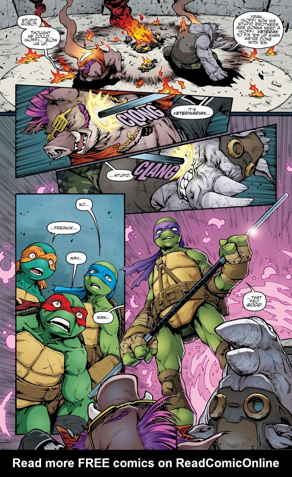 Read online Teenage Mutant Ninja Turtles: The IDW Collection comic -  Issue # TPB 6 (Part 3) - 58