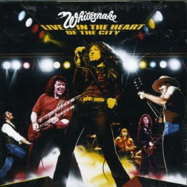 Clube do Young: Discografia Whitesnake