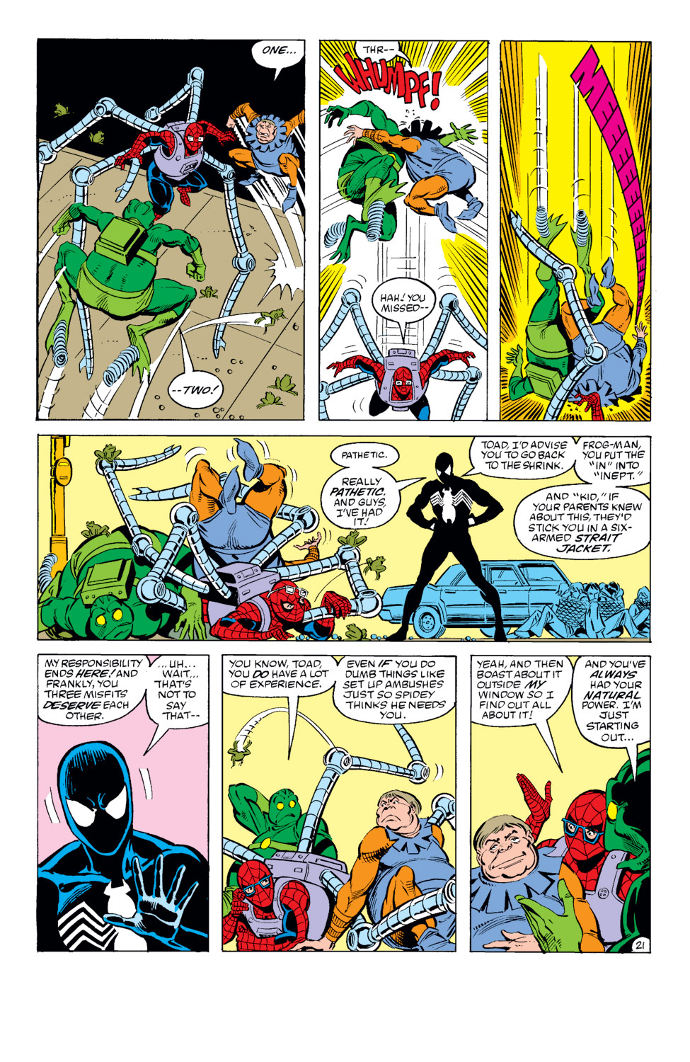 The Amazing Spider-Man (1963) 266 Page 21