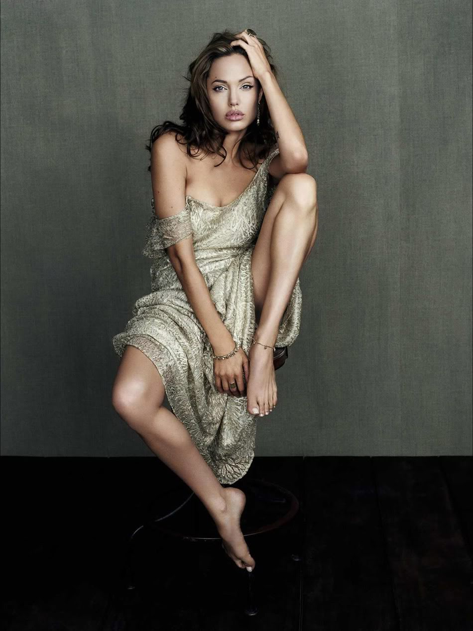 Angelina jolie erotic photo shoot can suggest