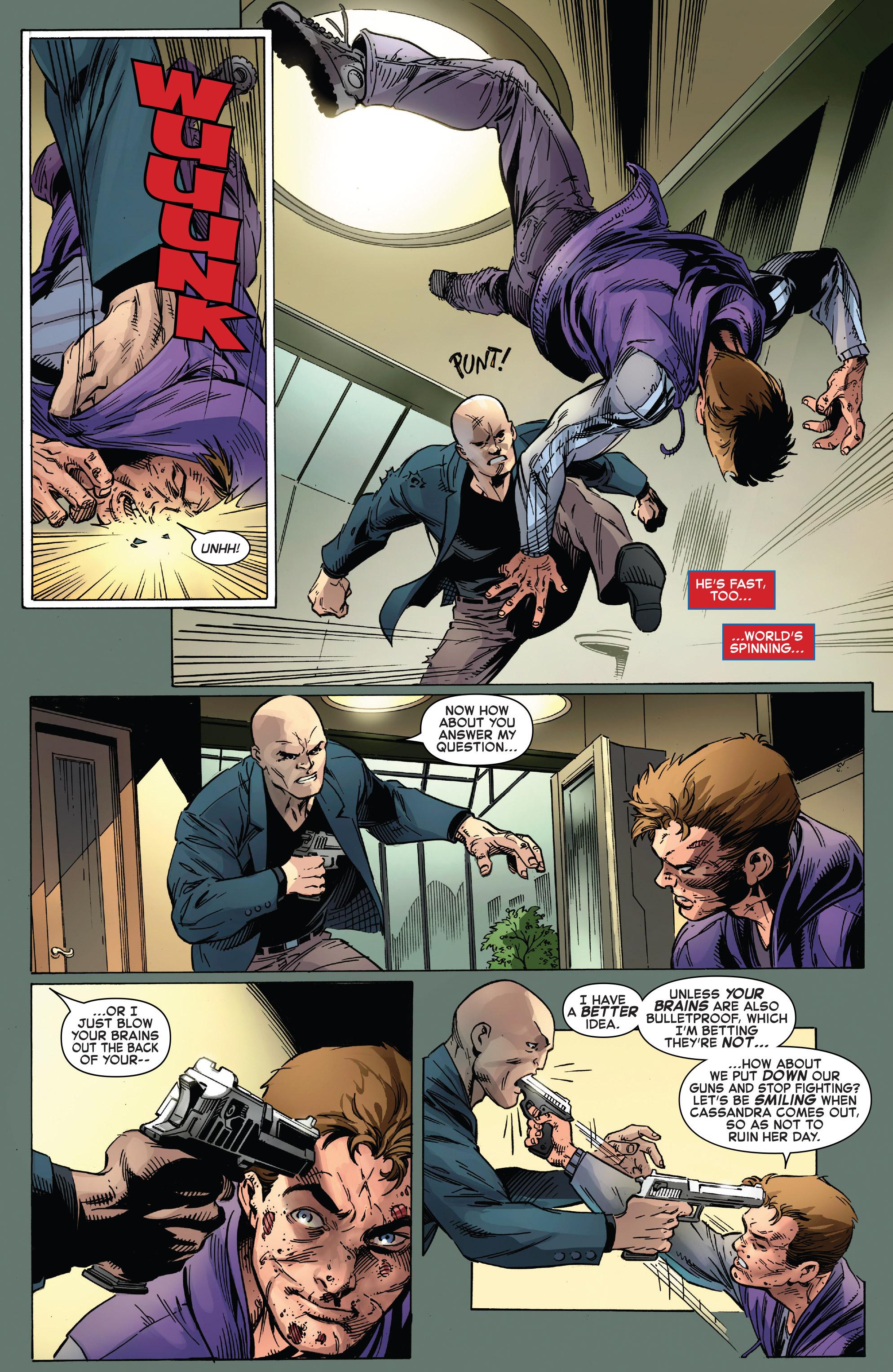 Read online Ben Reilly: Scarlet Spider comic -  Issue #2 - 15