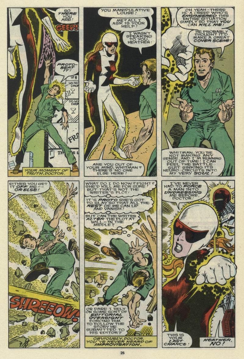Read online Alpha Flight (1983) comic -  Issue #66 - 27
