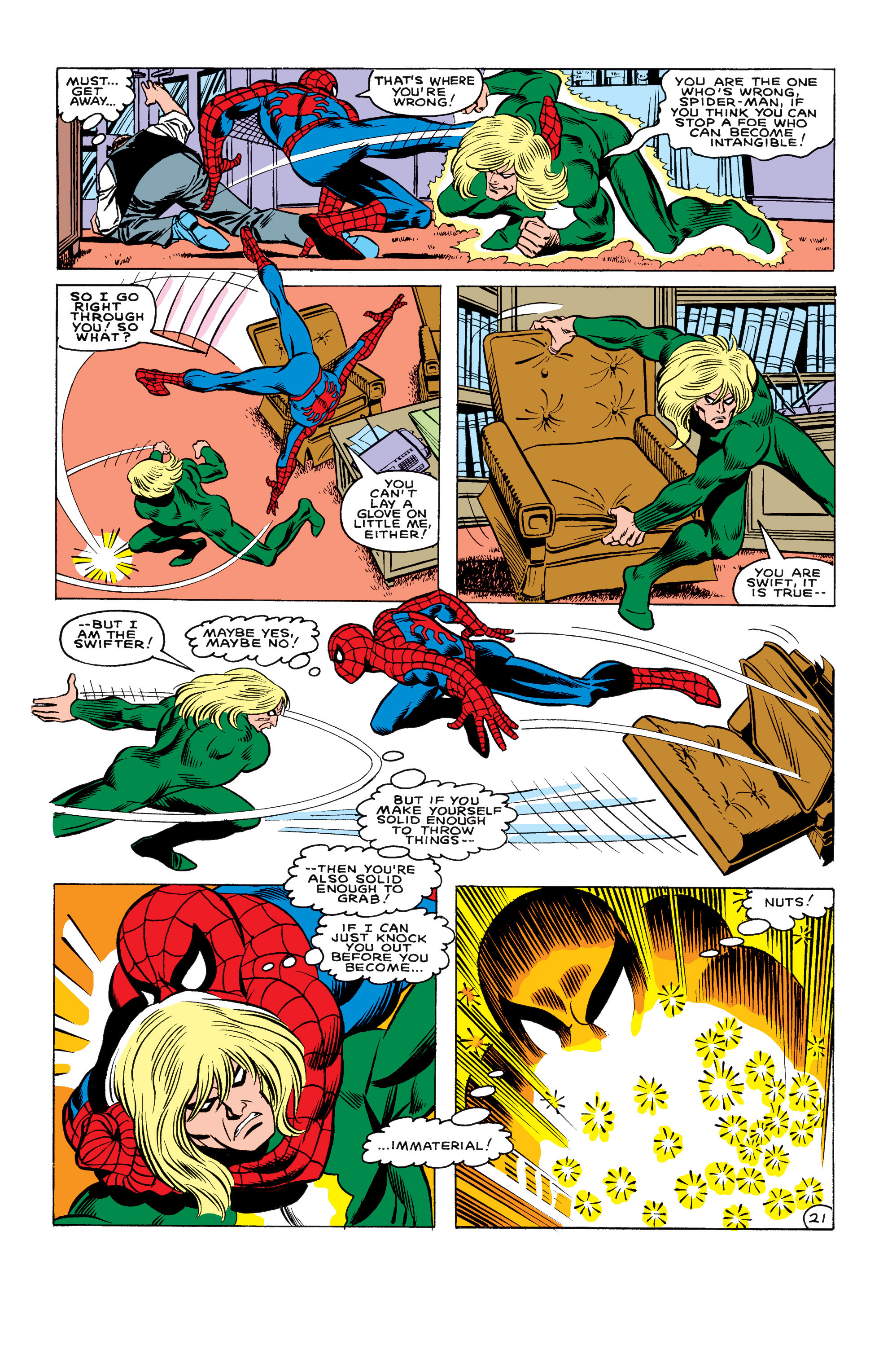 The Amazing Spider-Man (1963) 235 Page 21