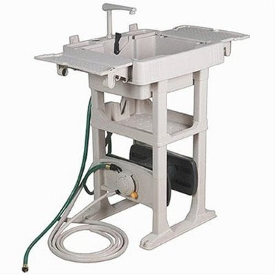 Lori's Travel & Other Adventures: Outdoor / Deck / Garden ... on Patio Sink Station id=51651
