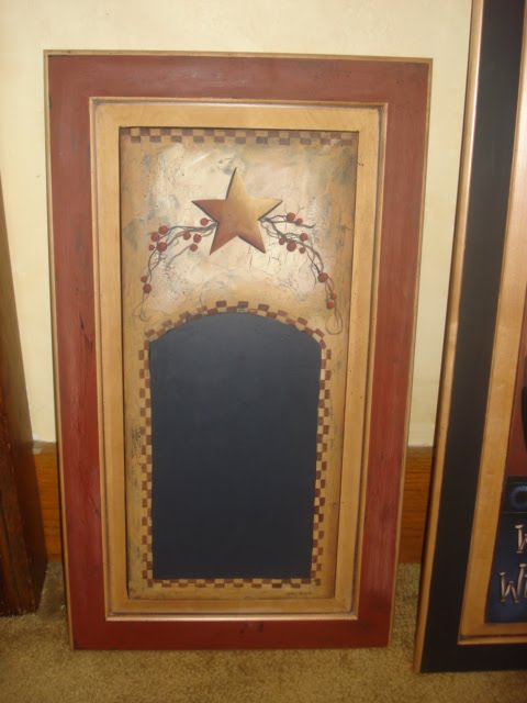 Tolentreasures How To Paint A Message Board Free