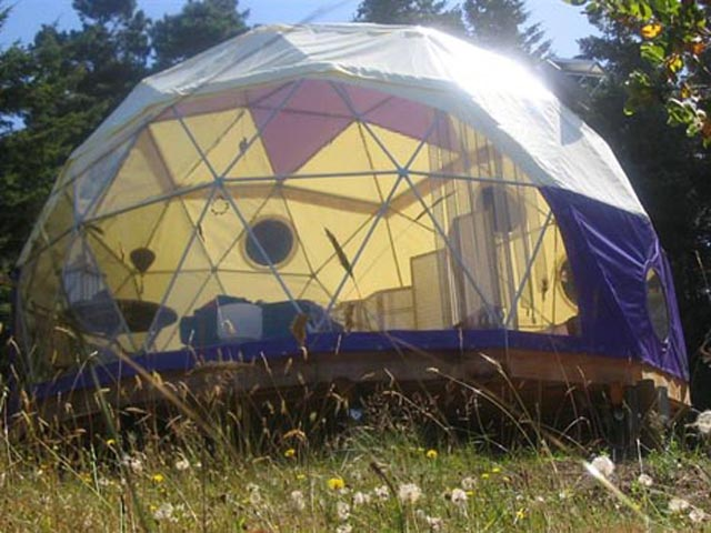 Geodesic Dome Shelter  20 Ft  Shelter Domes