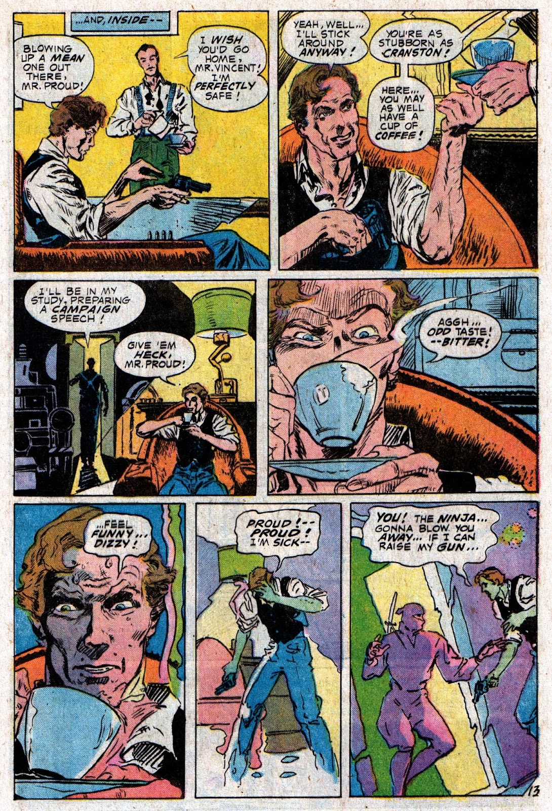 The Shadow (1973) issue 6 - Page 21