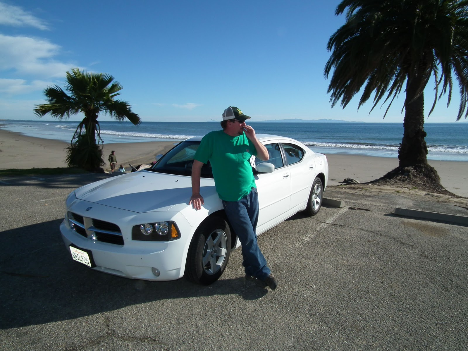 OUTDOORS NM Surf Fishing in California Eases Winter Blues