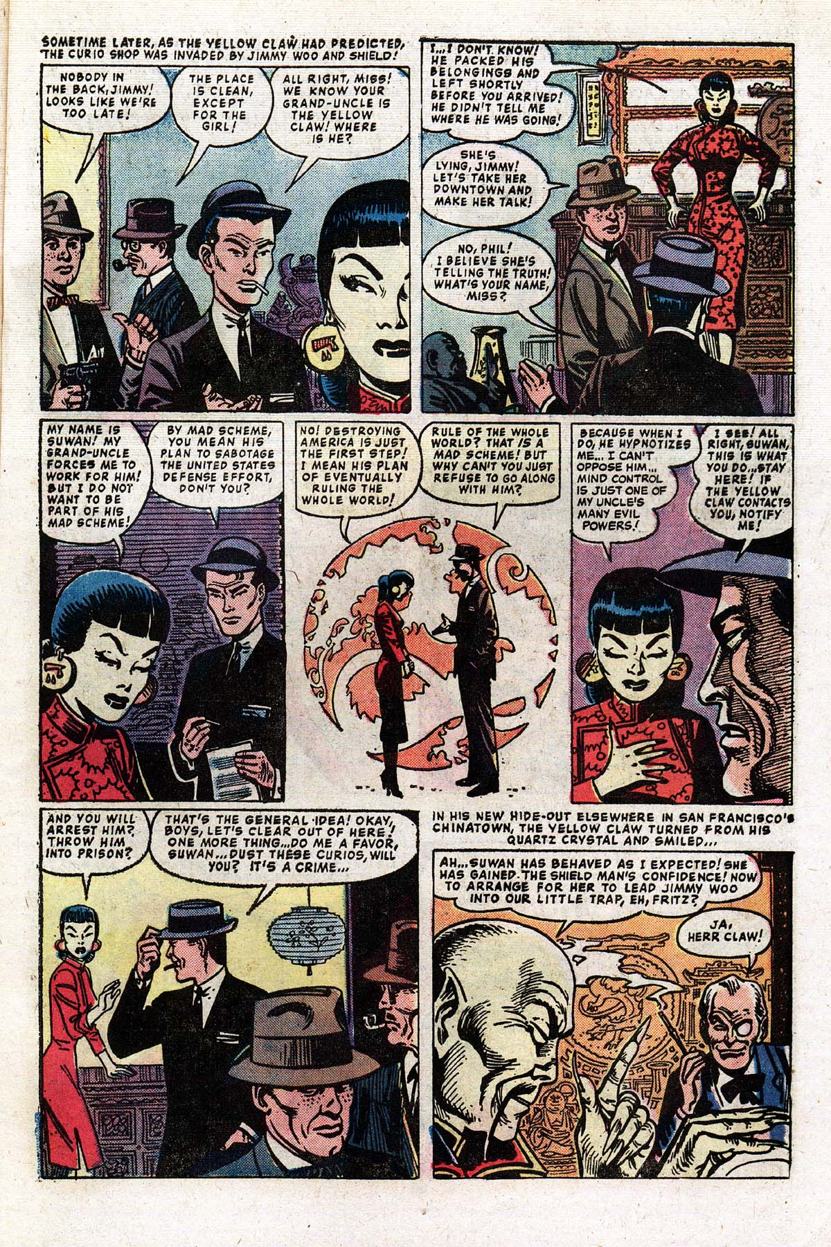 Read online Giant-Size Master of Kung Fu comic -  Issue #2 - 51