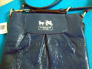 Coach Madison Patent Leather Swingpack 43159