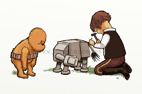 Popped Culture Wookie The Pooh