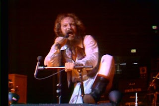 Luiz Woodstock Jethro Tull Live At Madison Square Garden 1978 Dvd Cd For Release On 21 09 2009