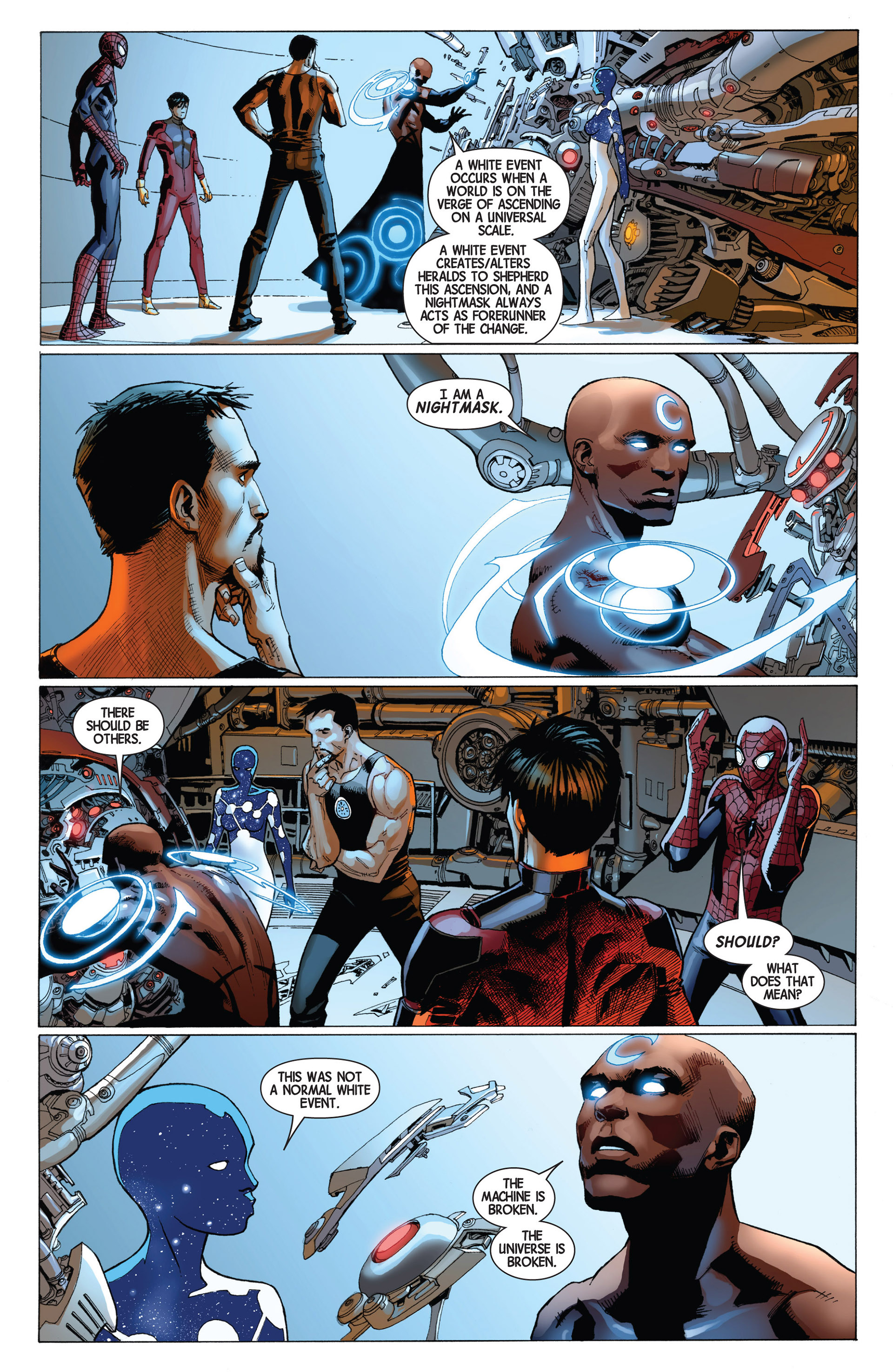 Read online Avengers (2013) comic -  Issue #7 - 15