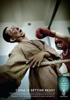 China is getting ready boxing| China se esta preparando boxeo