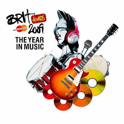 Ganadores Brit Awards 2009