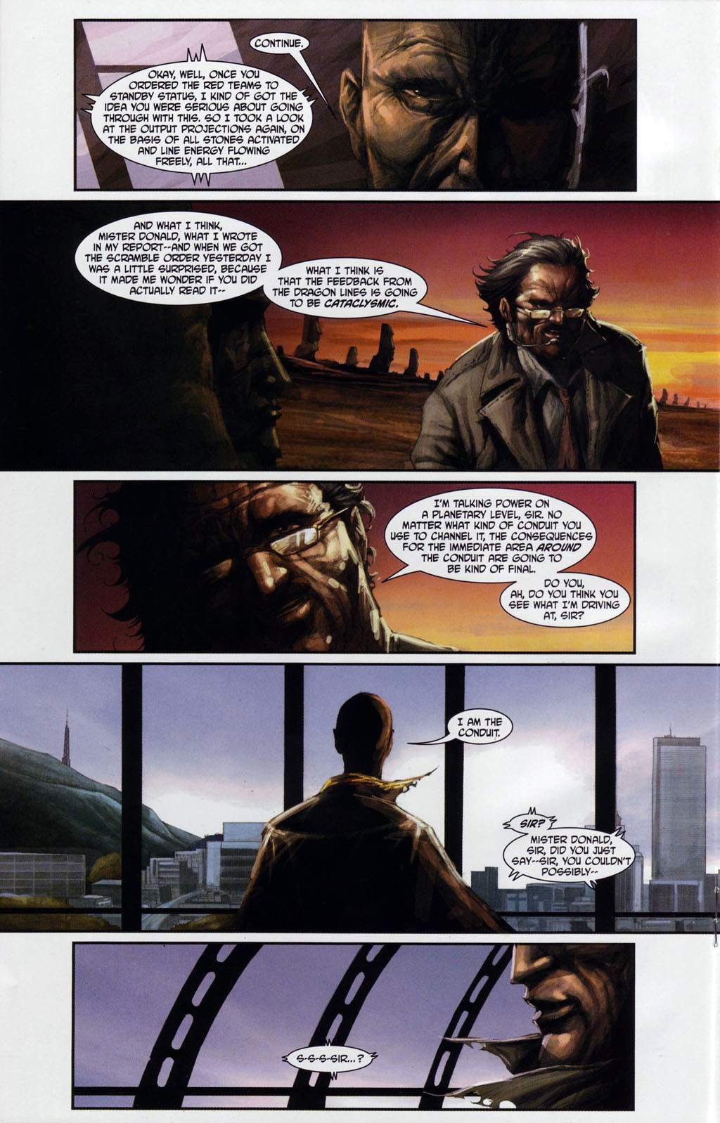 7 Brothers issue 3 - Page 15