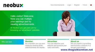 11 Hướng dẫn kiếm tiền trên mạng với Neobux chi tiết A Z