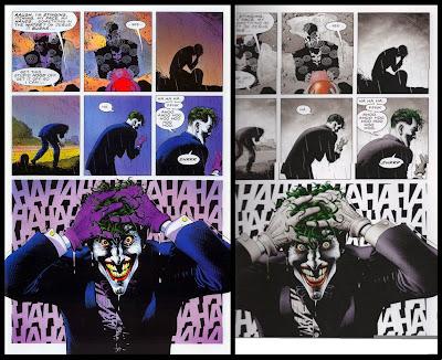 Resultado de imagem para the killing joke images
